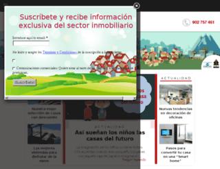 buenoscomienzos.alisedainmobiliaria.com screenshot