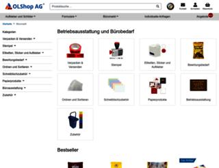buero-markt24.de screenshot
