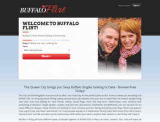 buffaloflirt.com screenshot