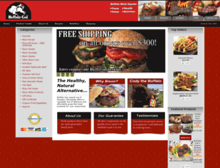 buffalogal.com screenshot