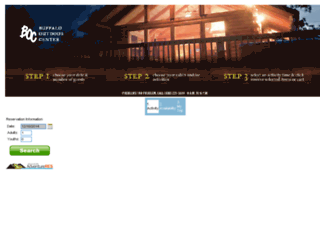 buffaloriveronline.adventureres.com screenshot