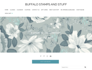 buffalostamps.com screenshot