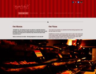buffethut.com screenshot