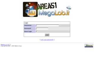 bug.megalab.it screenshot