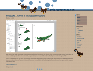 bugeyedmonkeys.com screenshot