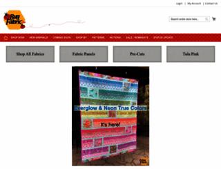 bugfabric.com screenshot