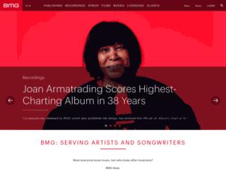 bugmusic.com screenshot