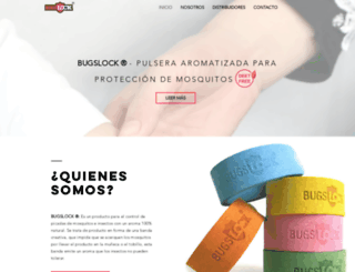bugslock.com.ve screenshot