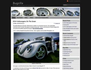 bugzilla.com screenshot