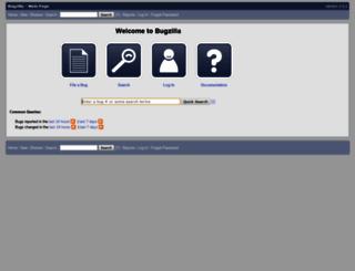 bugzilla.portnov.com screenshot