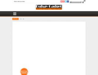 buhaygadget.com screenshot