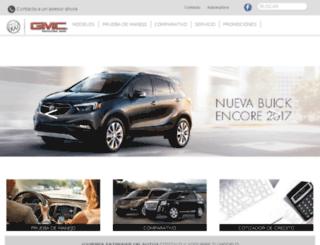 buick-ingenio.mx screenshot