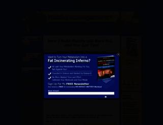 build-muscle-and-burn-fat.com screenshot