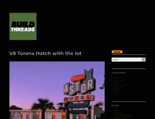 build-threads.com screenshot
