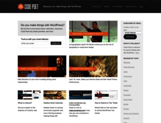 build.codepoet.com screenshot