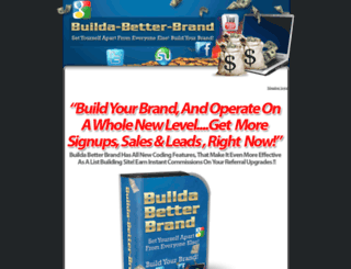 builda-better-brand.com screenshot