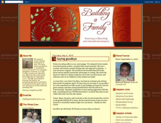 buildafamily.blogspot.com screenshot