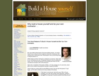 buildahouseyourself.com screenshot