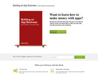 buildanappbusiness.com screenshot