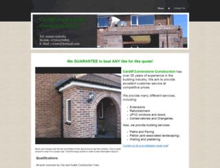 buildandupvc.co.uk screenshot