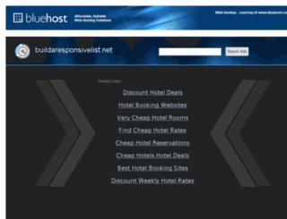 buildaresponsivelist.net screenshot