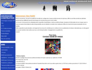 buildassurance.eu screenshot
