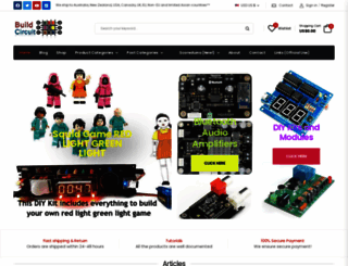 buildcircuit.com screenshot