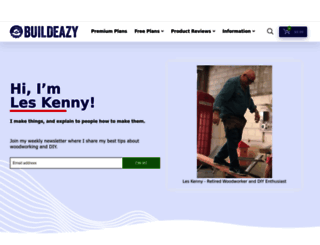 buildeazy.com screenshot