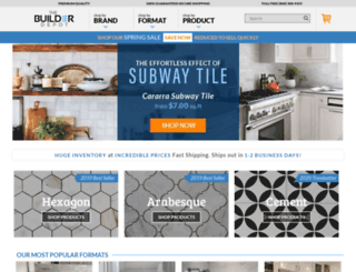 buildersdepotdirect.com screenshot