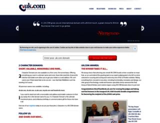 buildershop.uk.com screenshot