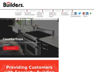 buildersne.com screenshot