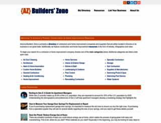 builderszone.org screenshot