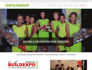buildexpo.expogr.com screenshot