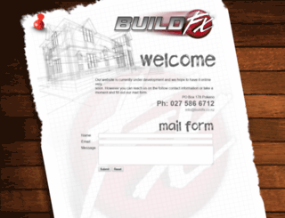 buildfx.co.nz screenshot