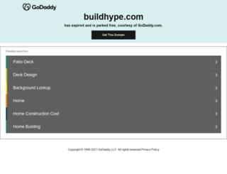 buildhype.com screenshot