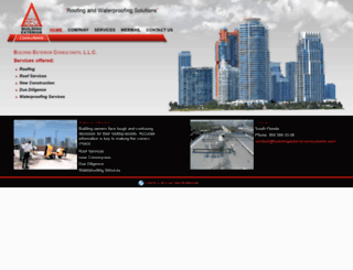 buildingexteriorconsultants.com screenshot