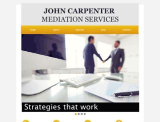 buildingmediation.com.au screenshot