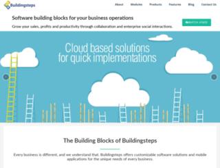 buildingsteps.com screenshot