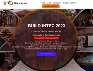 buildintec.codissia.com screenshot