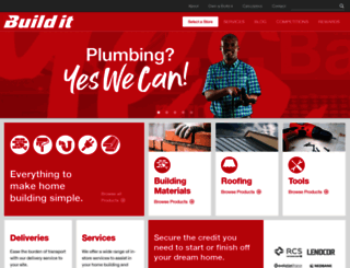 buildit.co.za screenshot