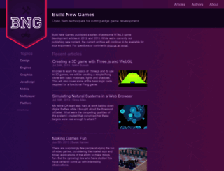 buildnewgames.com screenshot