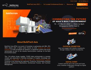 buildtechasia.com screenshot