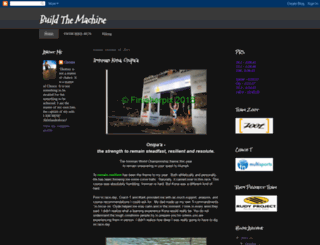 buildthemachine1.blogspot.nl screenshot
