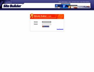 buildyoursite2.com screenshot