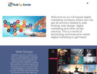 builtbyeande.com screenshot