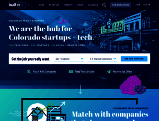 builtincolorado.com screenshot