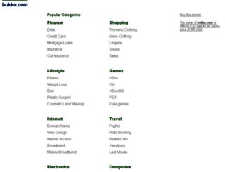 bukko.com screenshot