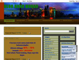 bukumurahgiler.blogspot.com screenshot