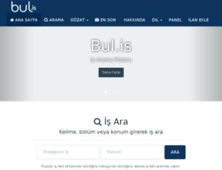 bul.is screenshot