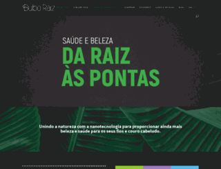 bulboraiz.com.br screenshot